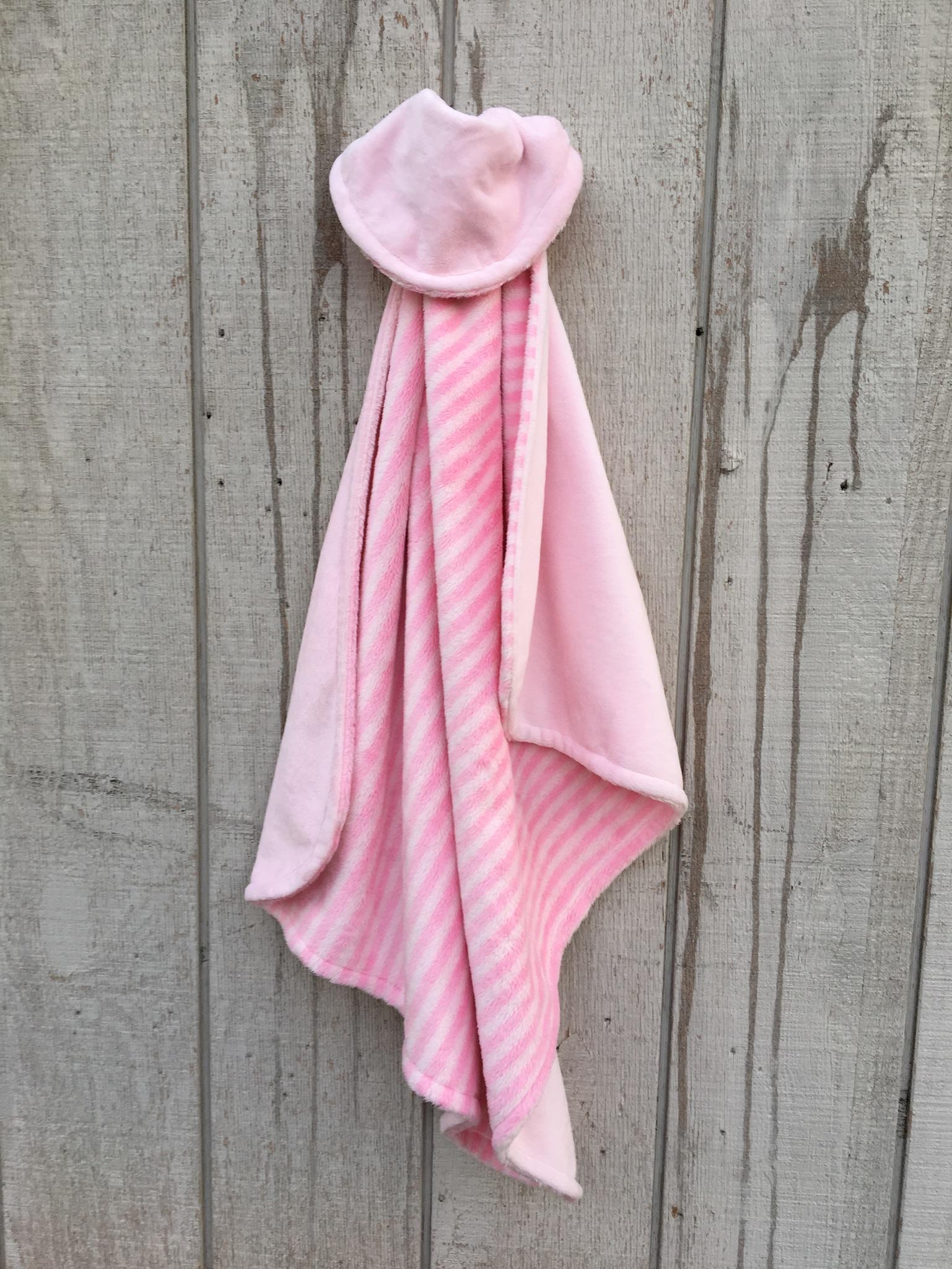 Soft Pink Stripes
