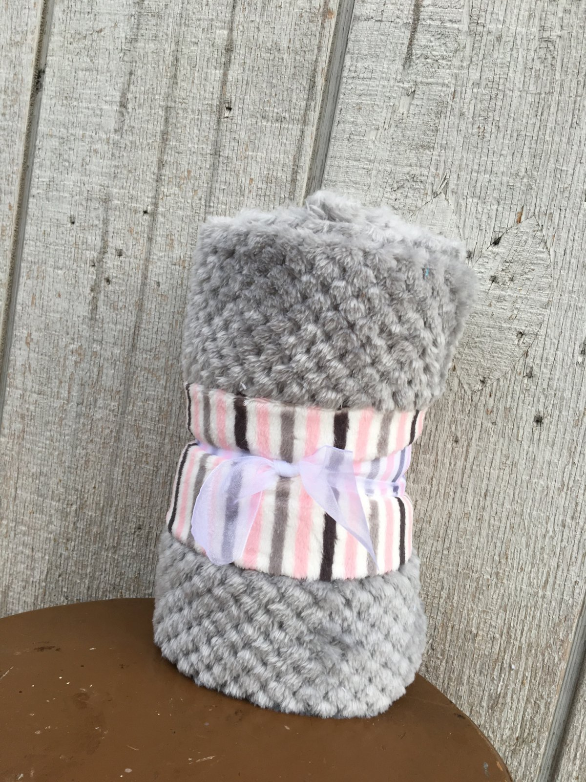 Cuddle Cloud Hug/Silver-pink