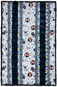 Cuddle Soft Quilt Kits Minky Blanket Kits