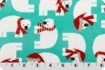 You-Pick Snuggle Blanket Top - Polar Bears