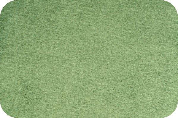 Olive Cuddle 3 backing 60 x 90