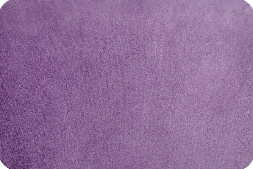 Cuddle 3 Violet quilt back 60 x 76