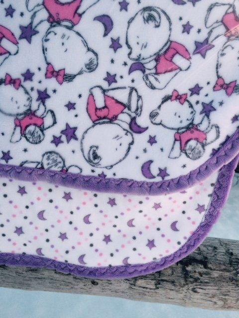 Starlight Snuggle Pink/Purple