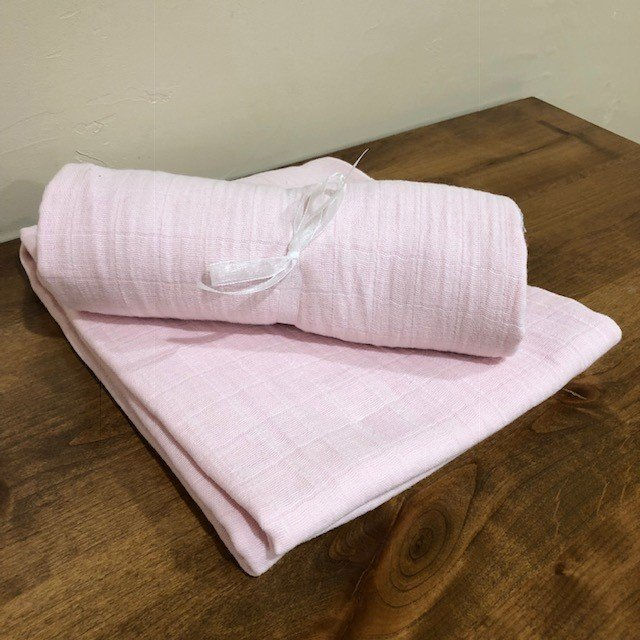 Embrace Solid pink Swaddle Kit