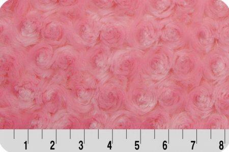 Paris Pink Rose Cuddle 30 x 40 back