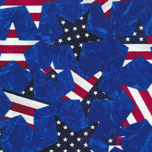 American Pride Patriotic Stars