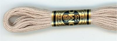 Embroidery Floss 8.7 YD Med Lt Driftwood