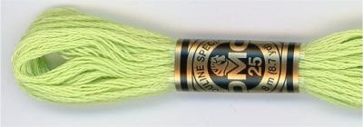 Embroidery Floss 8.7 YD Apple Green