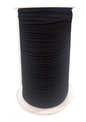 Elastic .125 Black