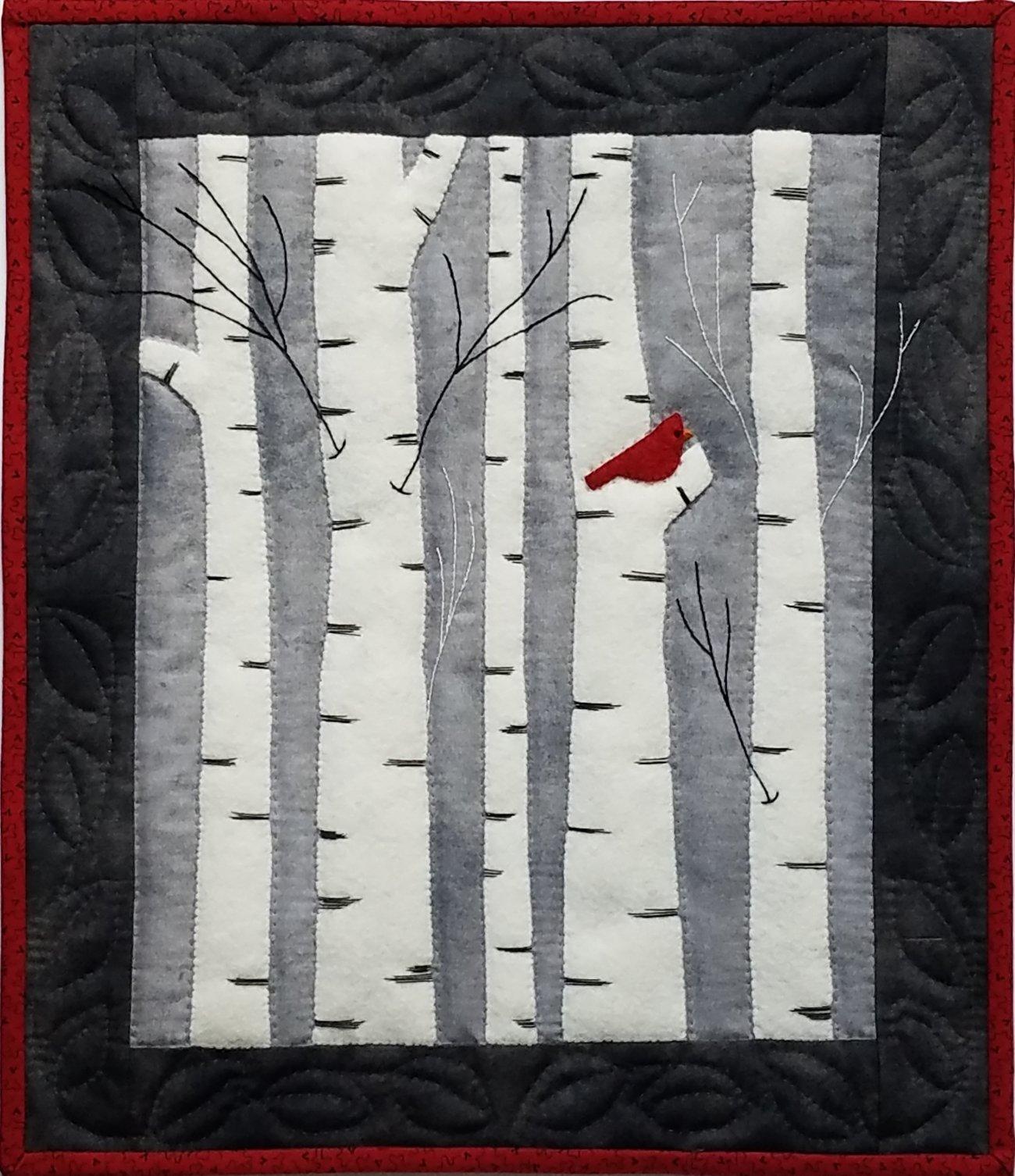 Birches Kit 13 x 15