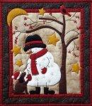 Frosty & Friend Wall Kit 13 x 15