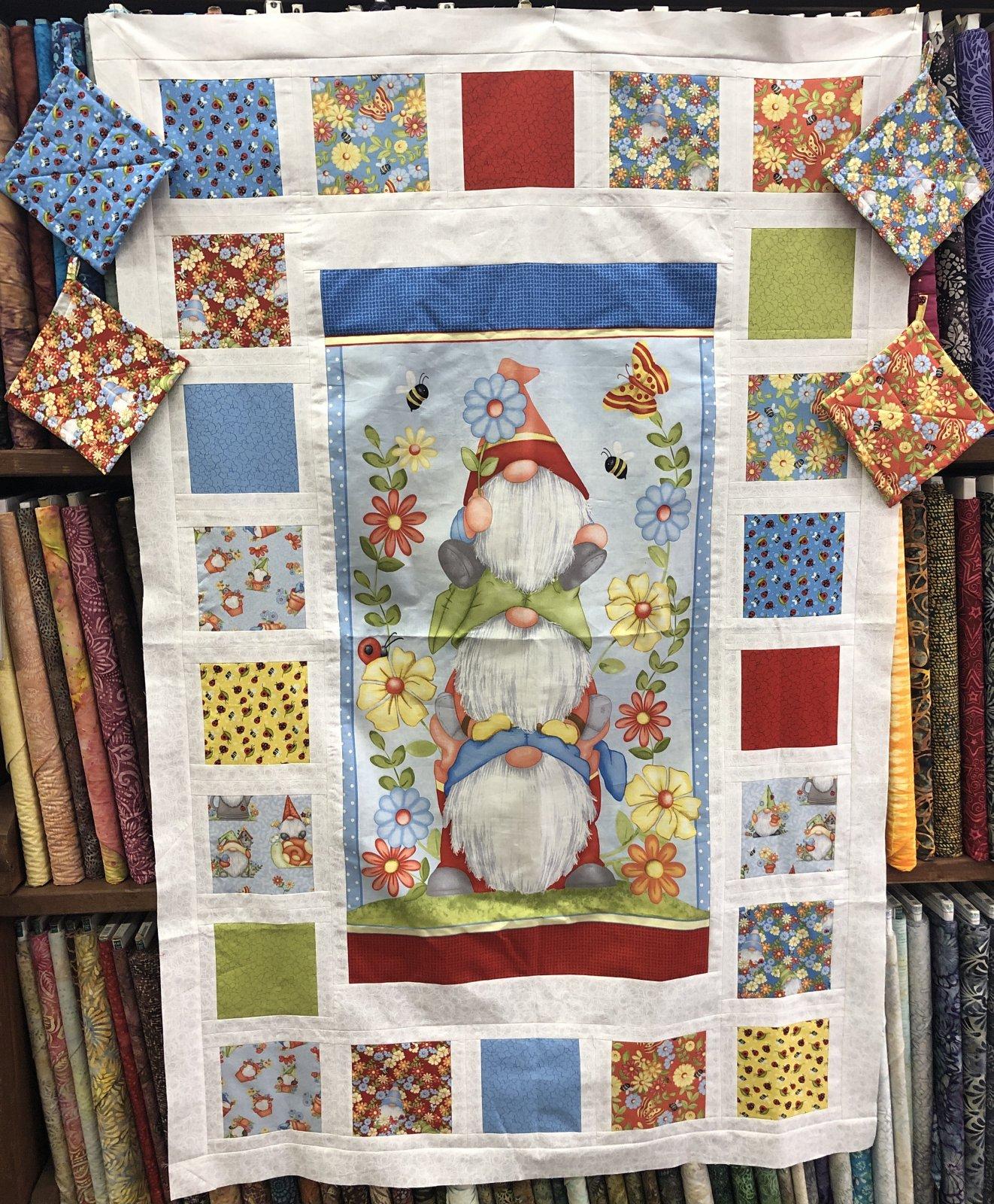 Garden Gnome Kit 44 x 68
