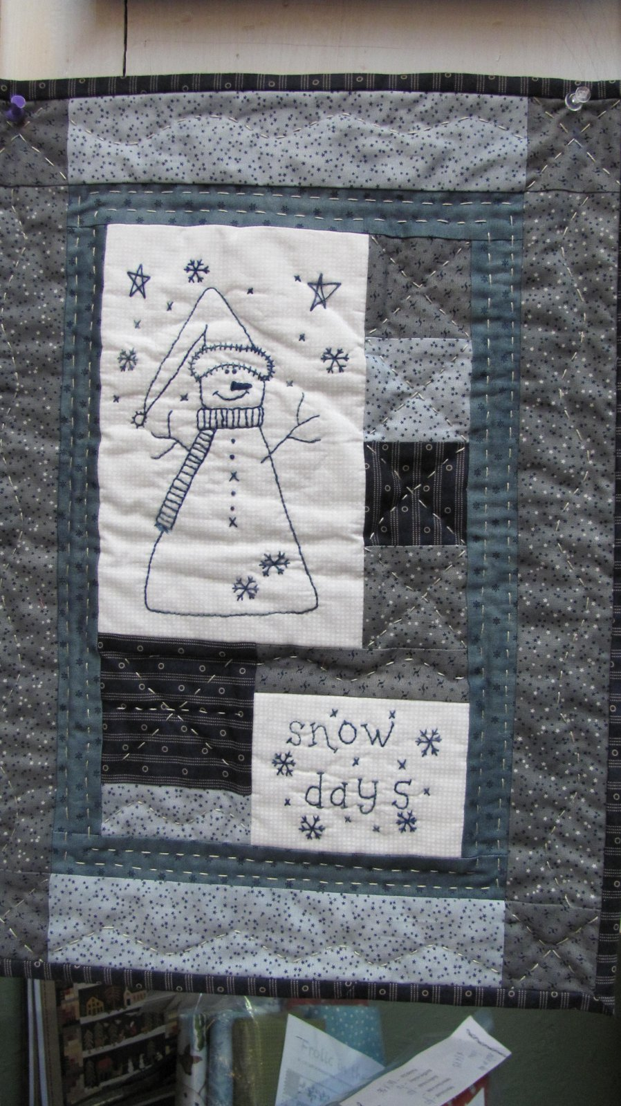 Snow Days Kit 13.5 x 18.5