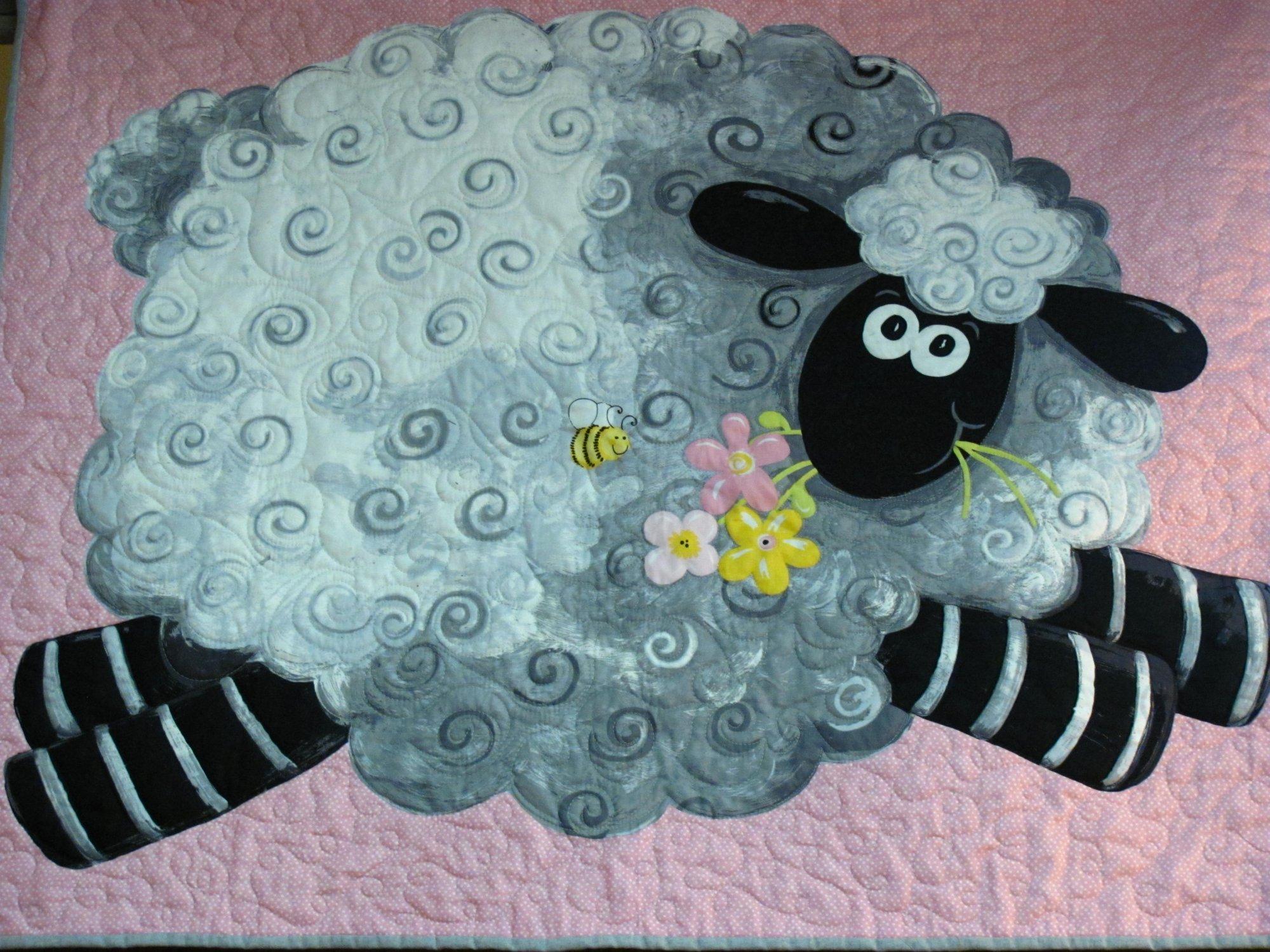 Sheep Playmat 50 x 58