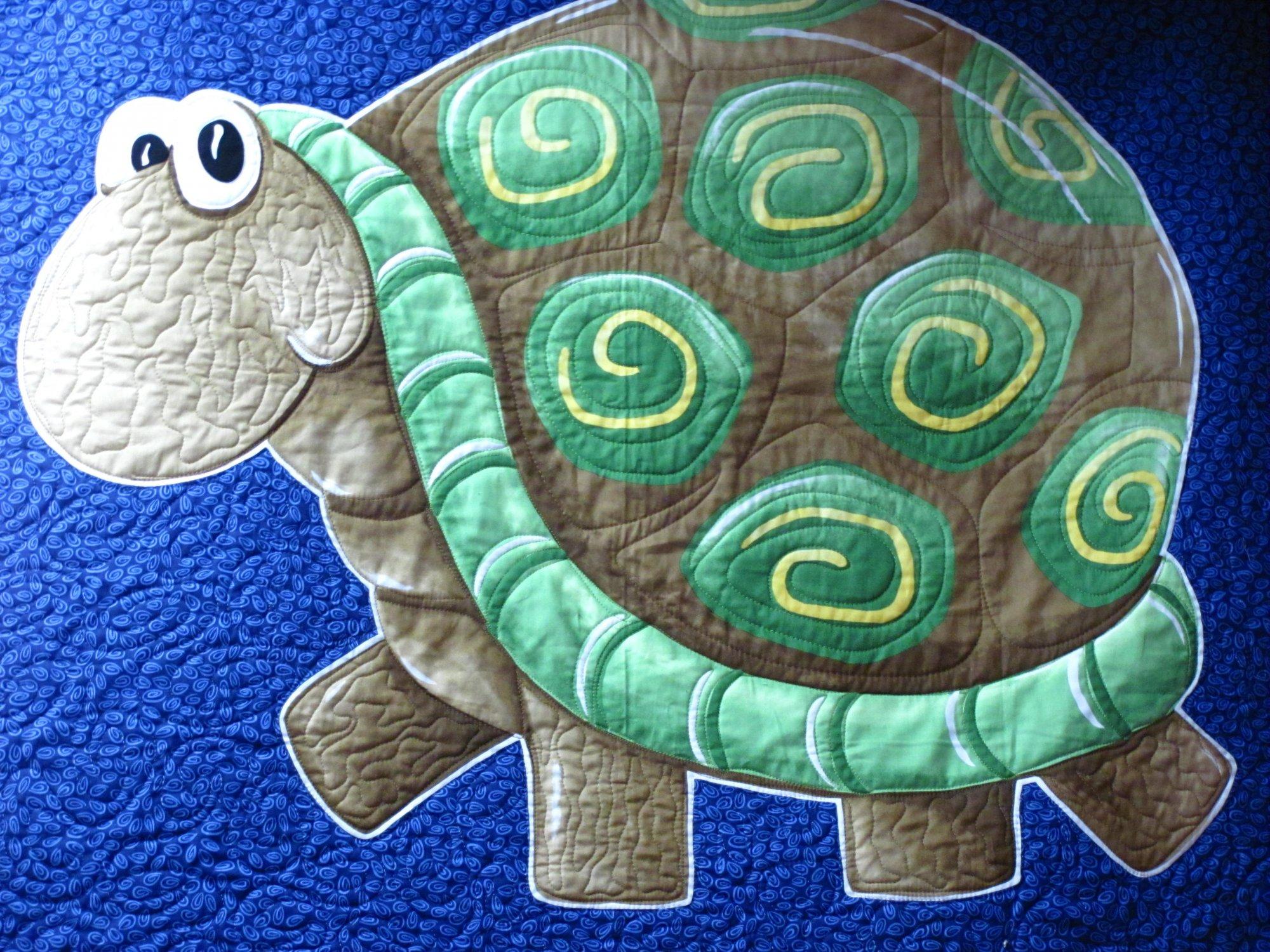 Turtle Play Mat 36 x 42