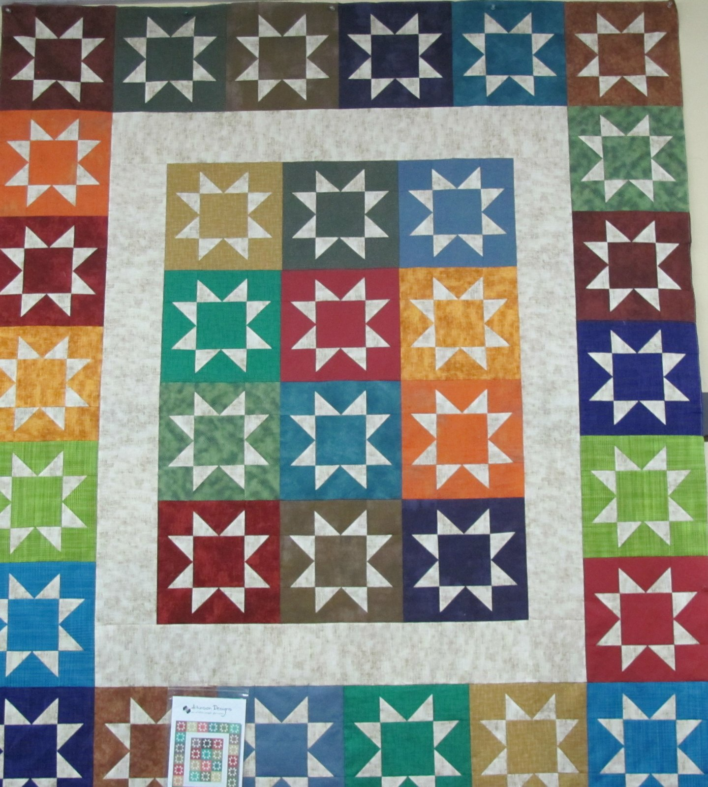 Stash Stars 57 x 56 Kit