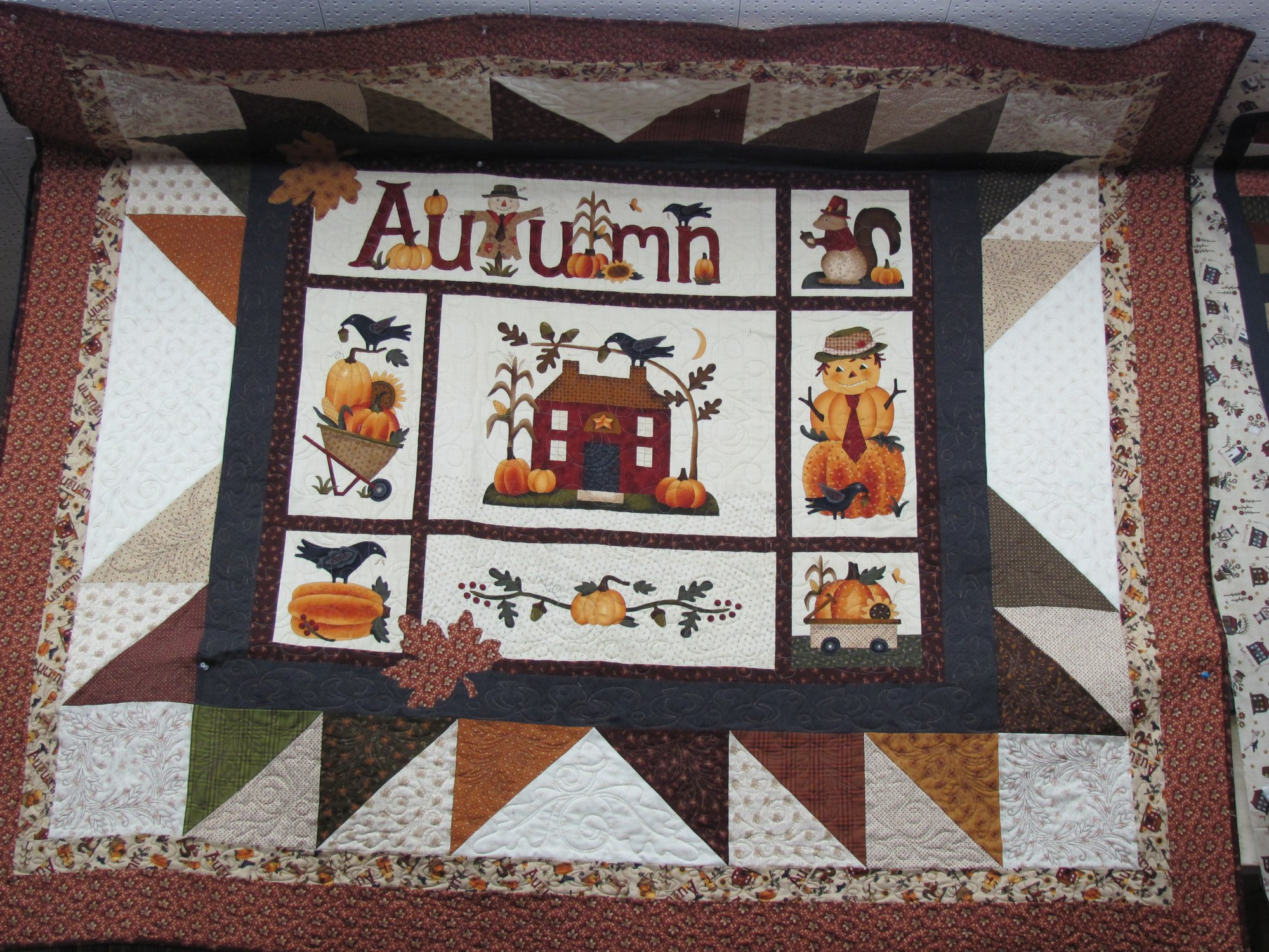 Buttermilk Autumn Kit 69 x 76