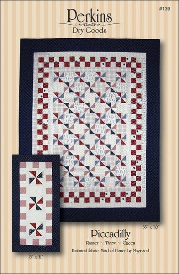 Piccadilly 55 x 70 or 15 x 31