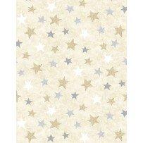 Holiday Meadow Stars AO Tan