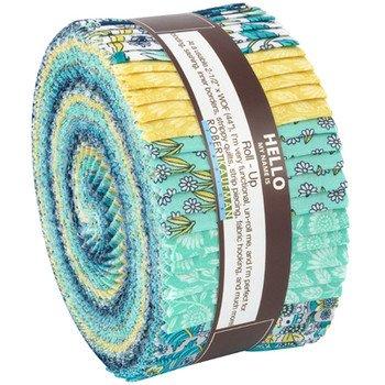 Delphine Breeze Jelly Roll 2.5 Strips