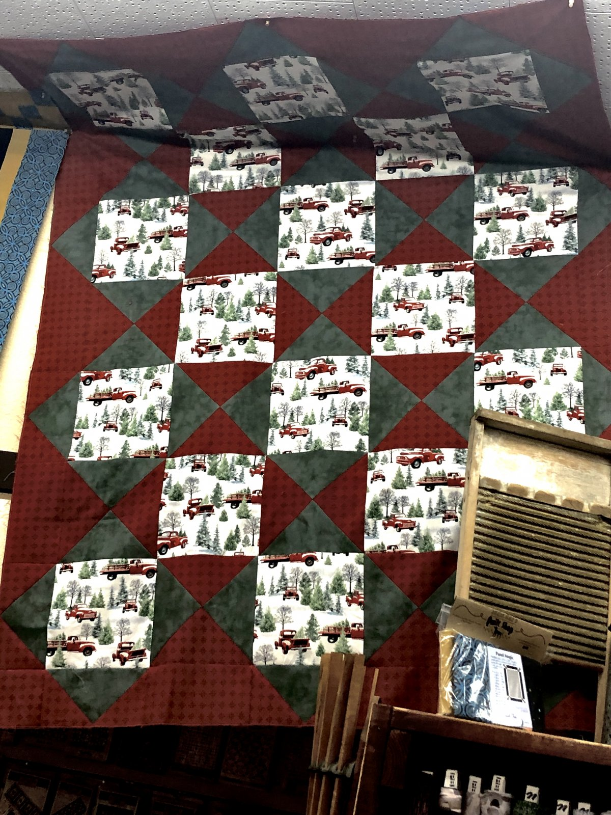 Downtown Traditions Kit 54 x 72