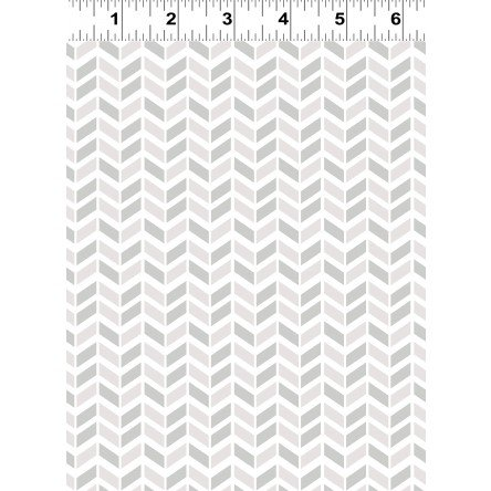 Baby Safari Chevron Taupe