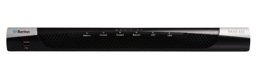 Raritan DKX3-432 KVM over IP Switch