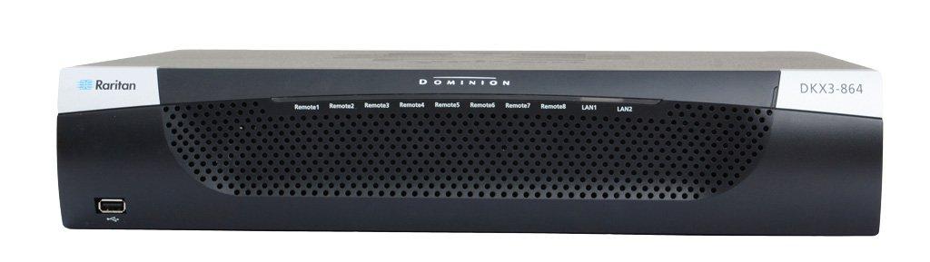 Raritan DKX3-864 KVM over IP Switch
