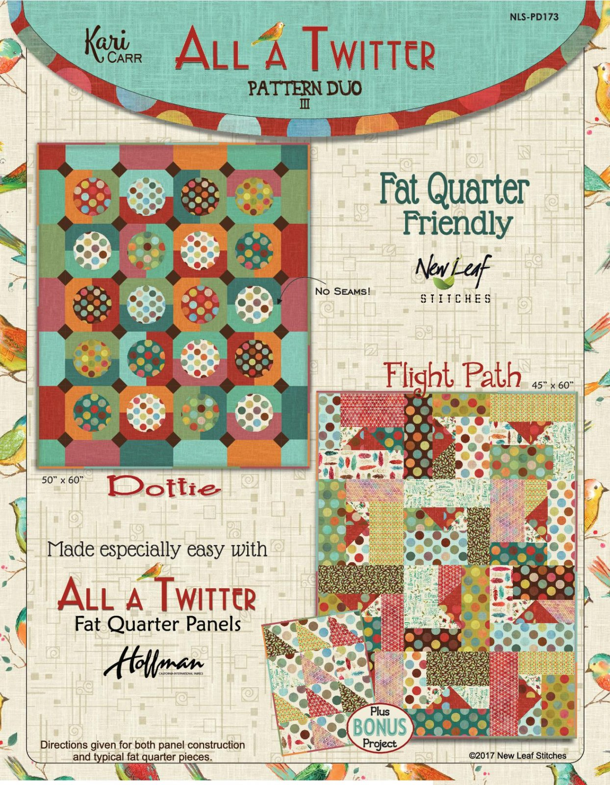 All a Twitter: Pattern Duo III
