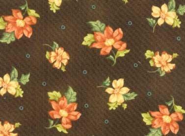 In Full Bloom- Brown