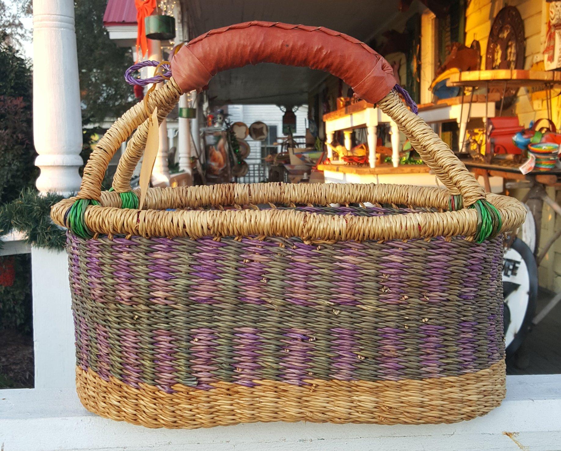 Ghana Bread Basket #028