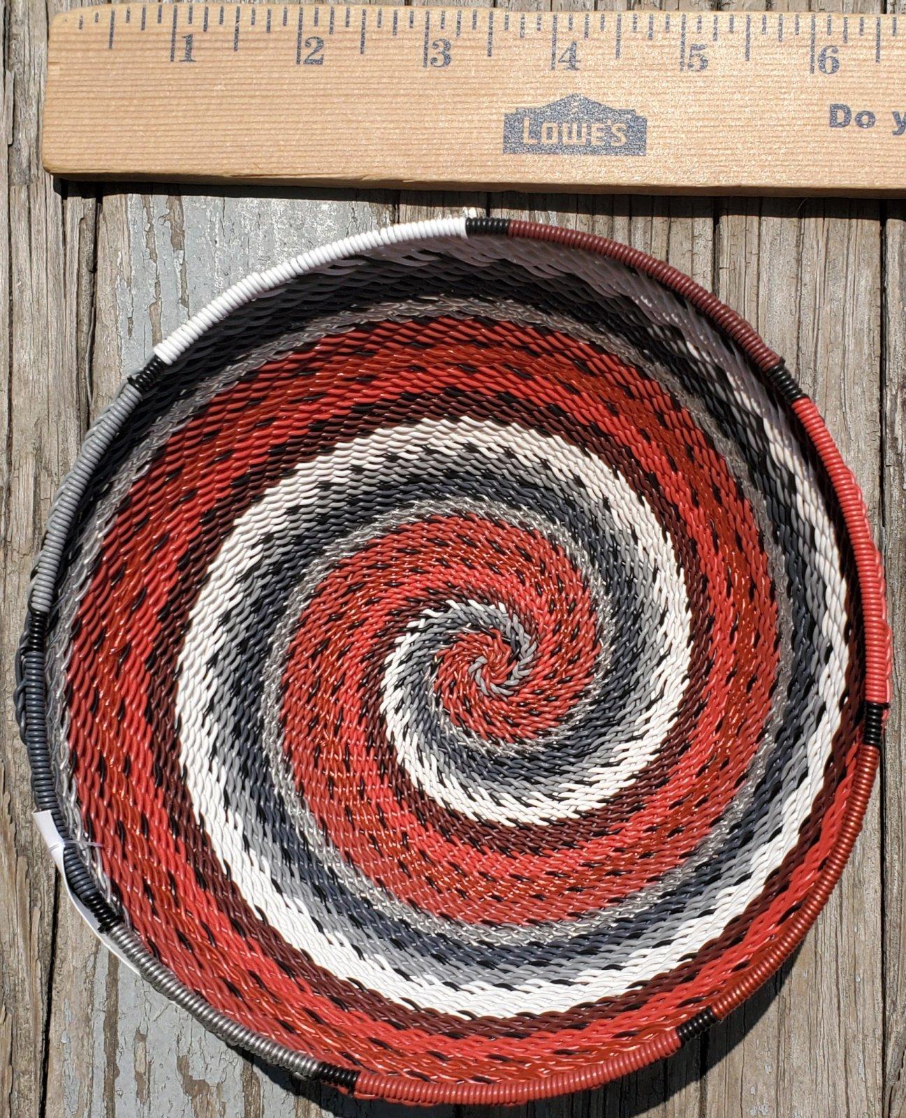 5.5 Telephone Wire Basket #089