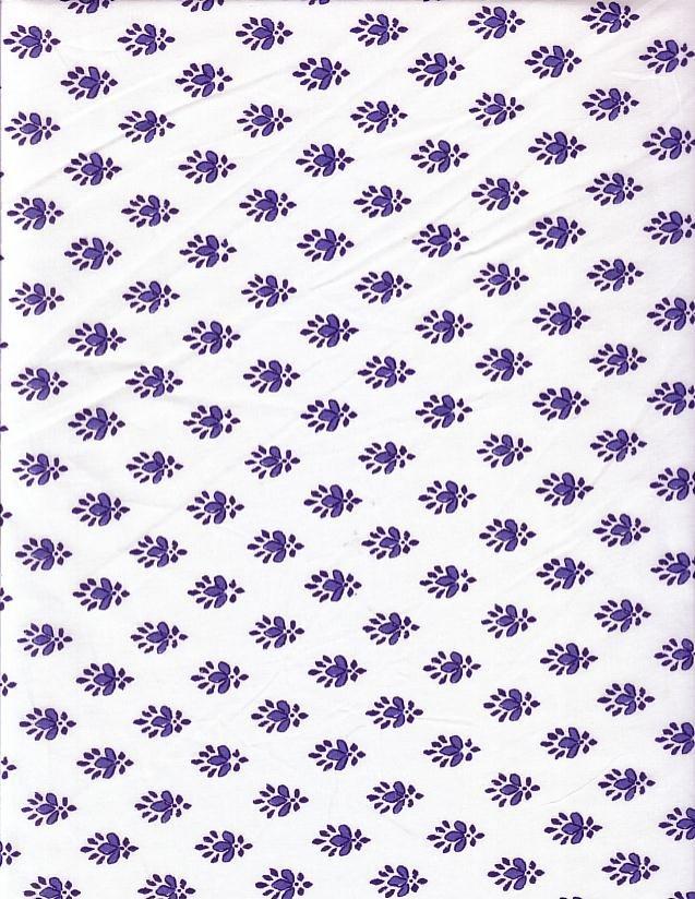 Souleiado Aix en Provence 122-inch Wide fabric