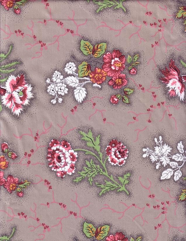 Souleiado Alpilles 93-inch wide fabric