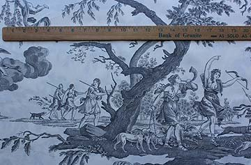 French mythological toile #11