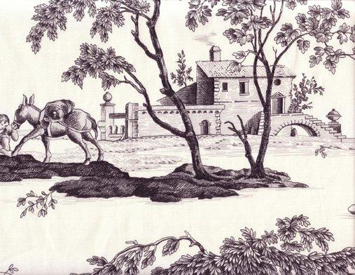 French mythological toile #014