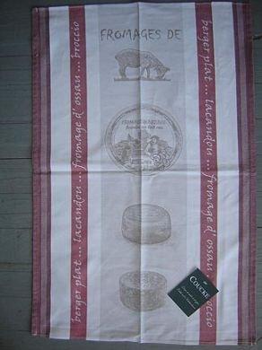 Coucke Ewe Cheese tea towel #2