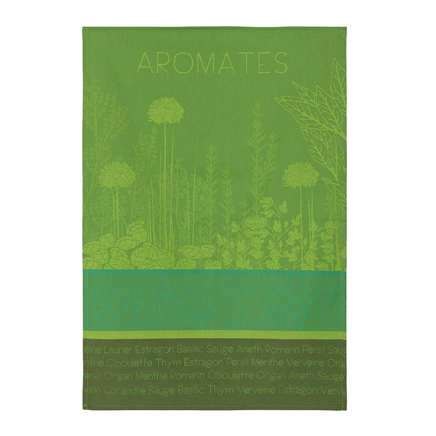 Coucke Mixed Herbs Tea Towel