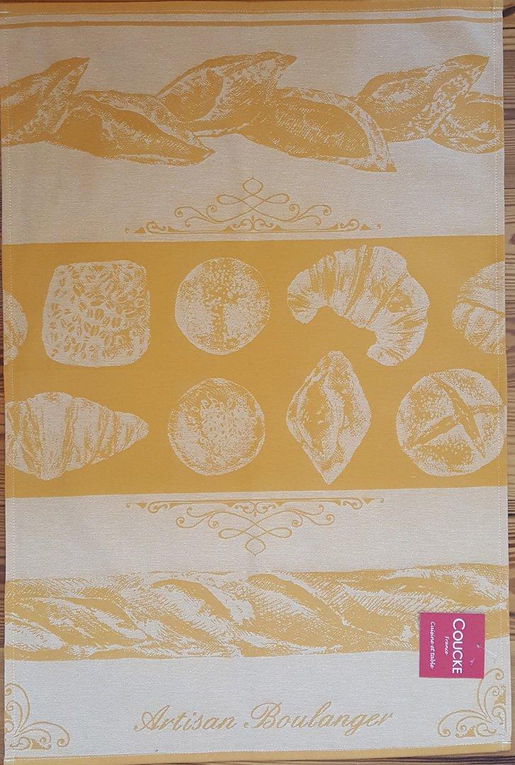 Coucke Artisan Bread Shop tea towel