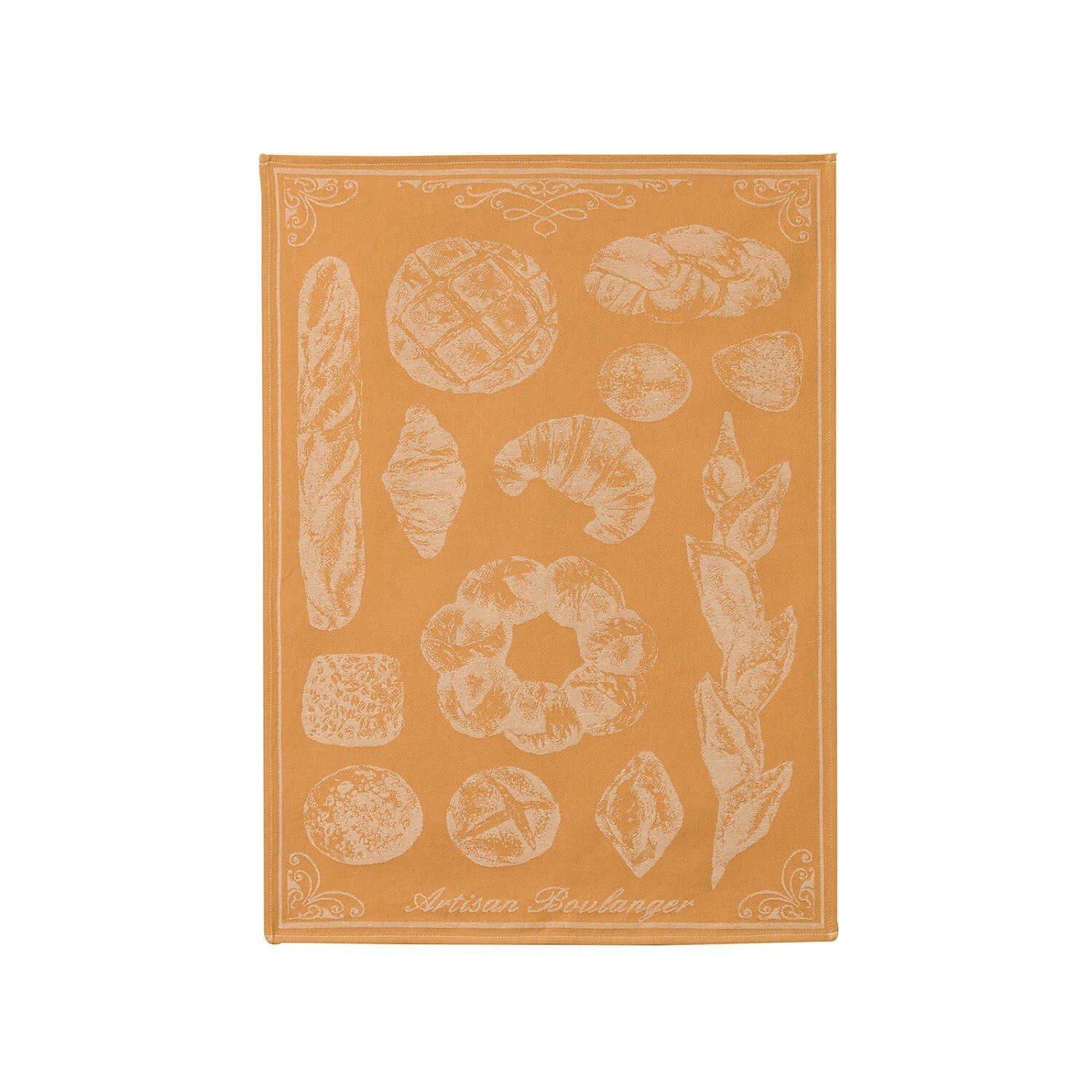Coucke Artisan Bread tea towel
