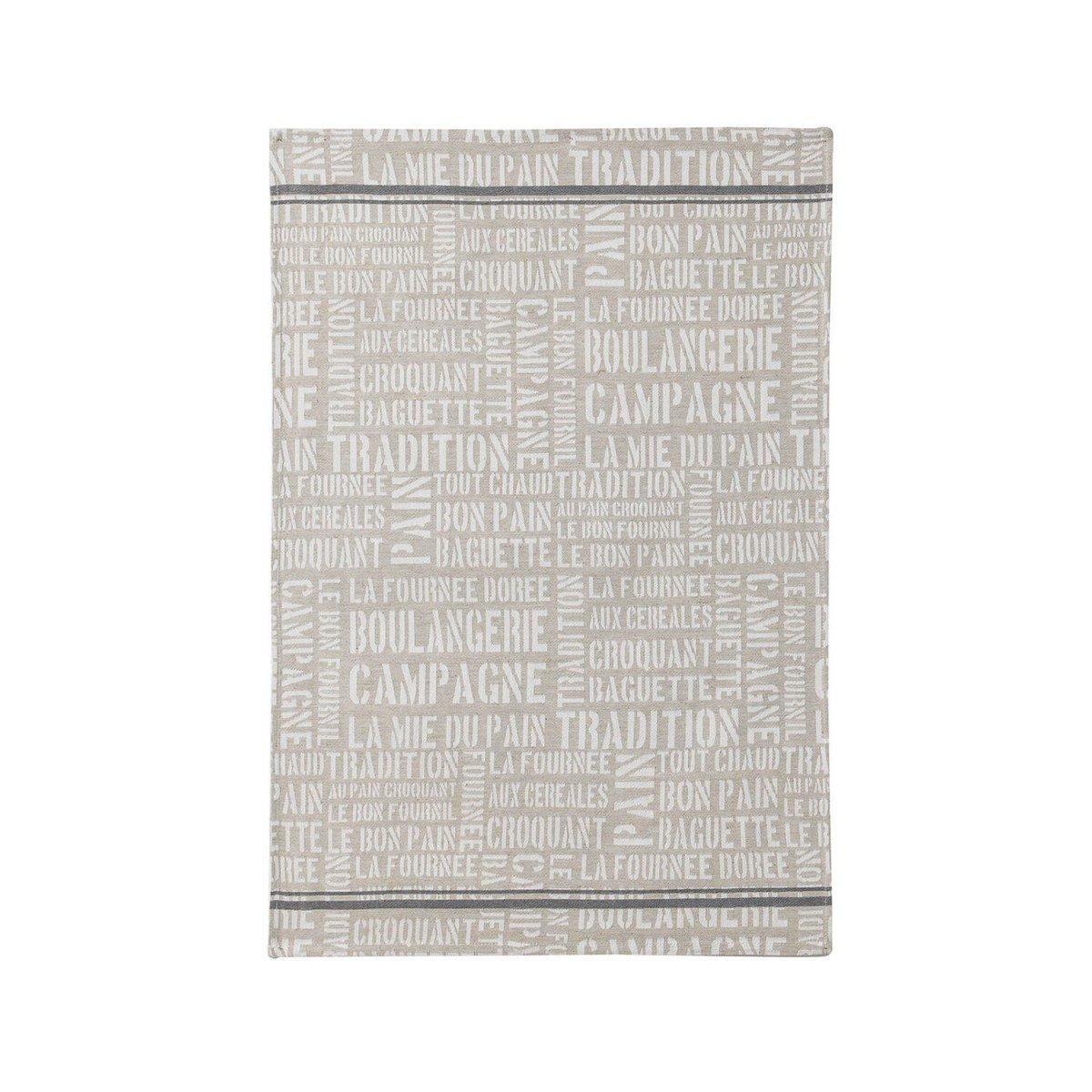 Coucke Boulangerie tea towel