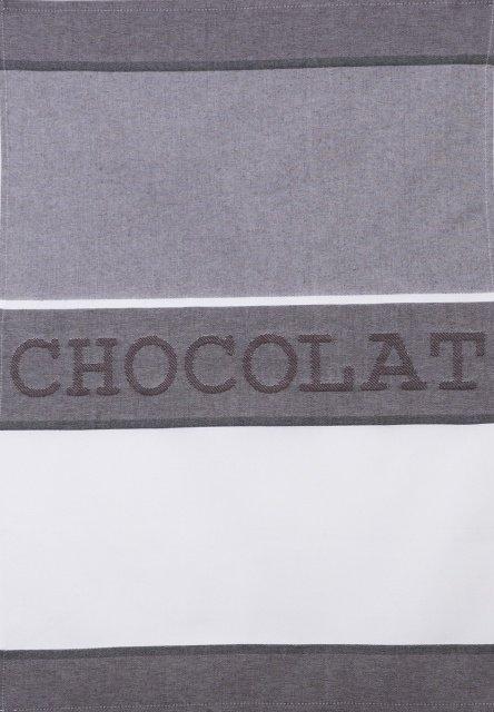 Coucke Chocolate tea towel