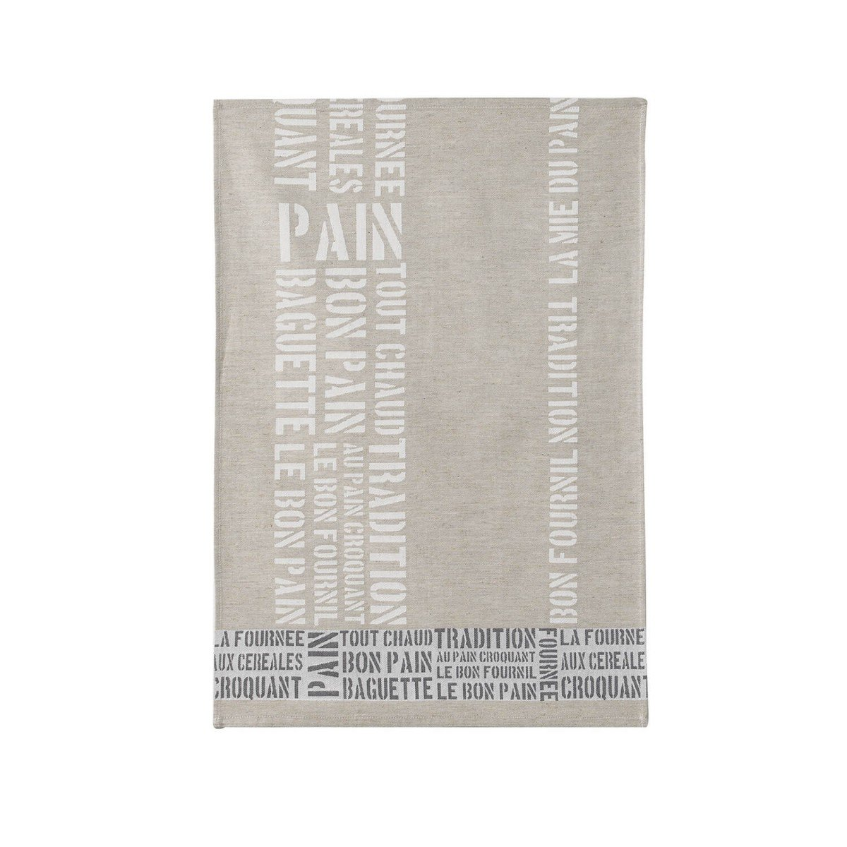 Coucke Boulangerie tea towel #2