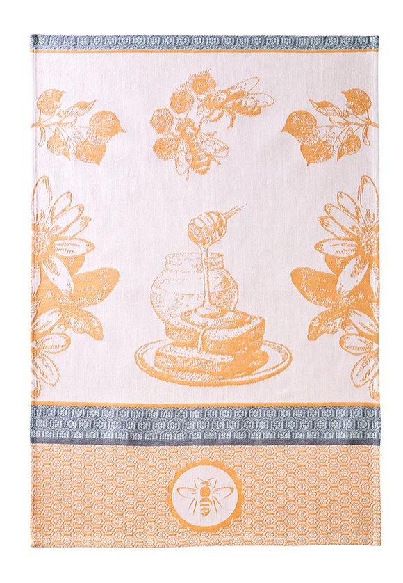 Coucke Honey Bee tea towel #1