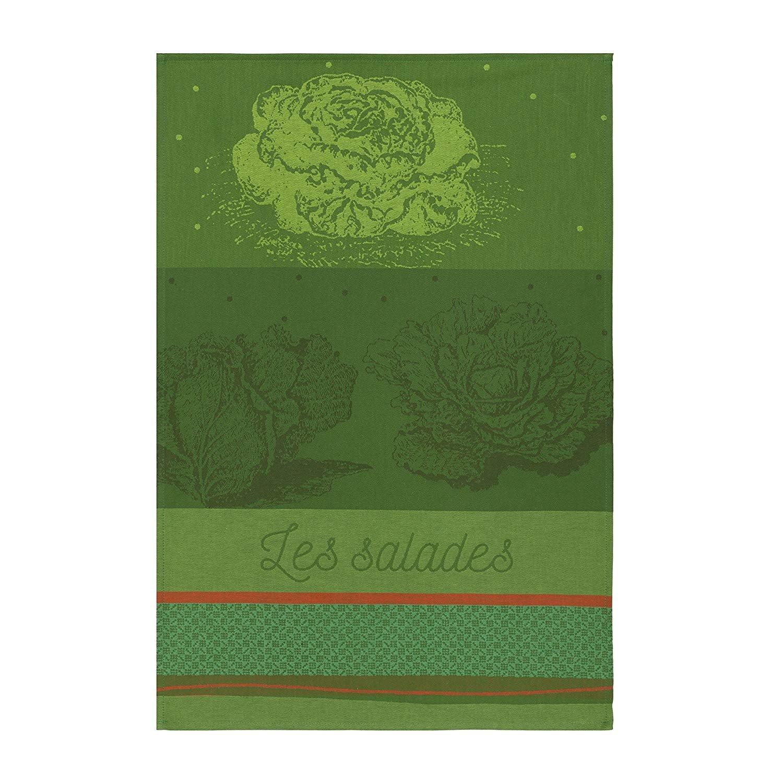 Coucke Green Salad tea towel