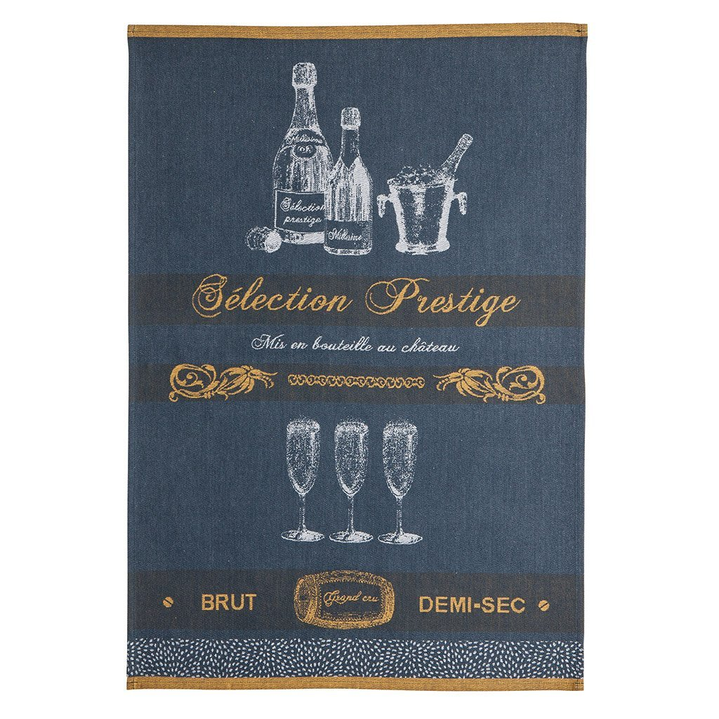 Coucke Bouteille Prestige tea towel #2