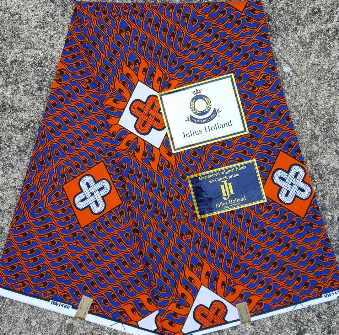 Kramo Bone Wax Block Fabric #1078