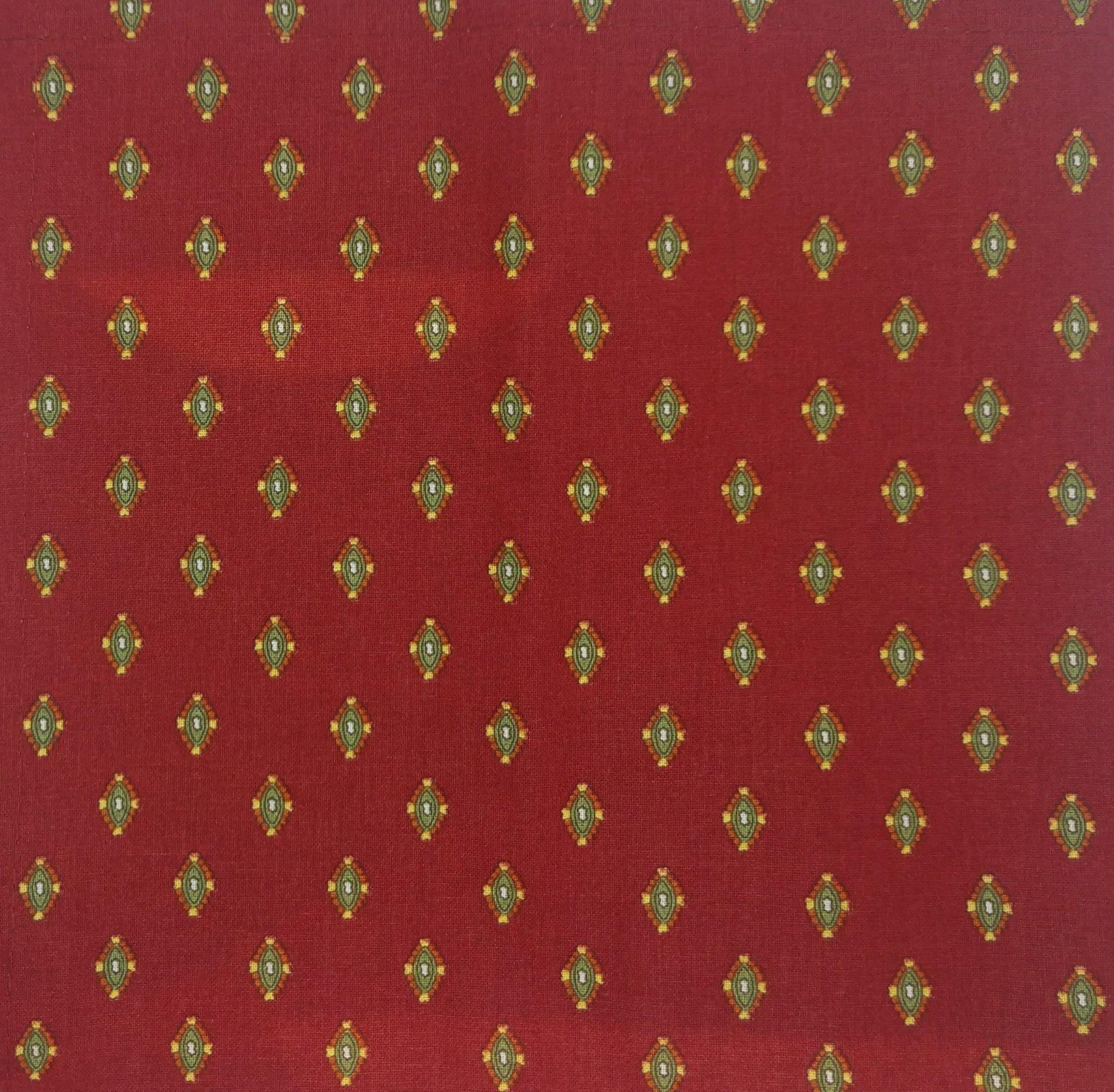 Fayence Red Napkin