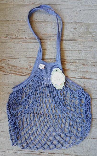 FILT String Bag (Steel Blue)