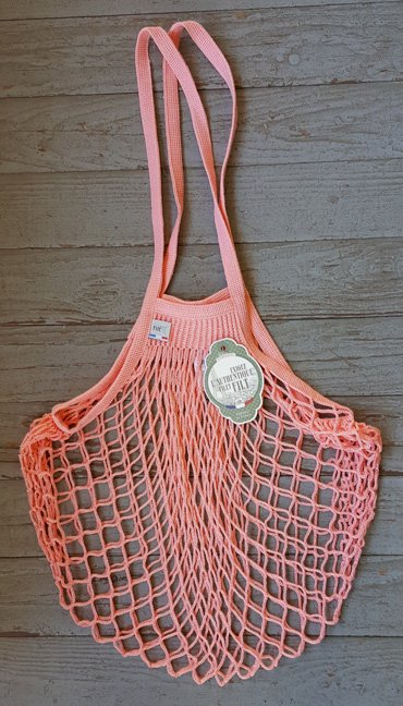 FILT String Bag (Salmon)